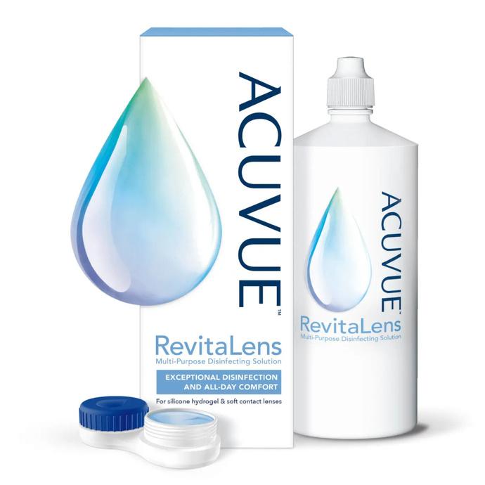 Płyn do soczewek Acuvue RevitaLens 360ml
