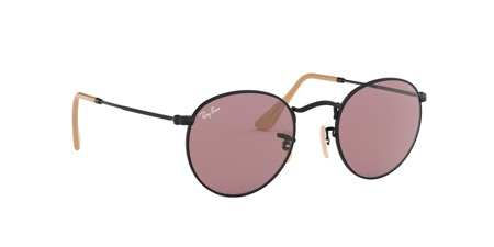 RAY BAN ROUND METAL 0RB 3447 9066Z0 53