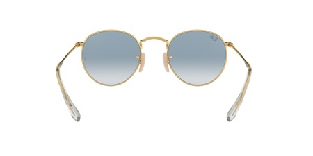 RAY BAN ROUND METAL 0RB 3447N 001/3F 50